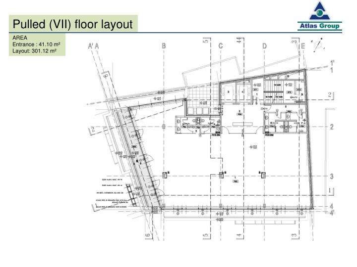 Pulled (VII) floor layout