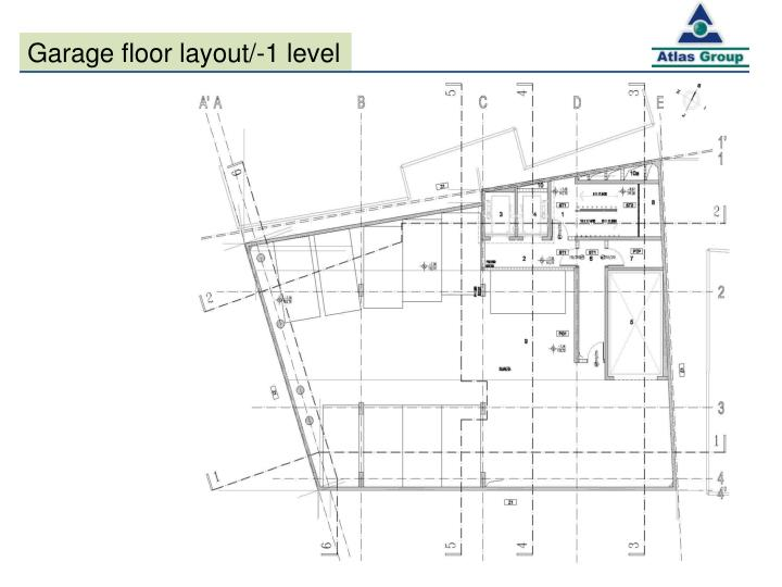 Garage floor layout/-