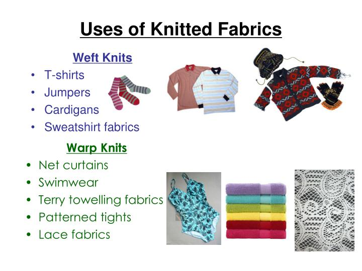 Weft Knits