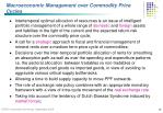 macroeconomic management over commodity price cycles