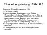 elfriede hengstenberg 1892 1992