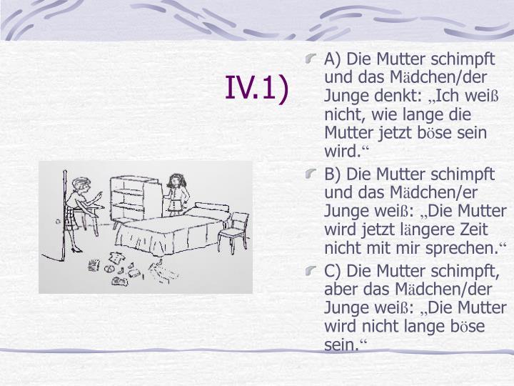 IV.1)