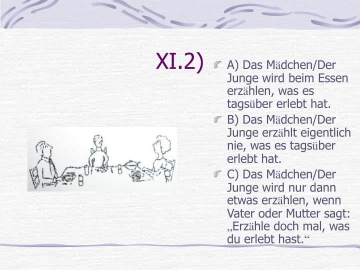 XI.2)