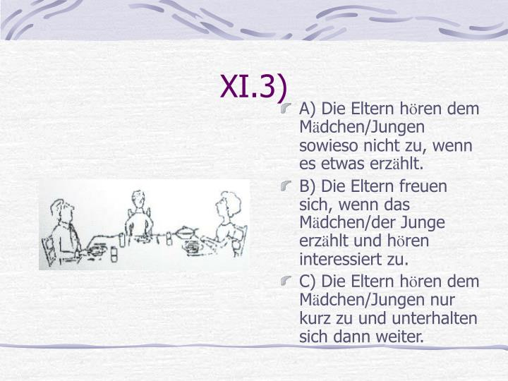 XI.3)