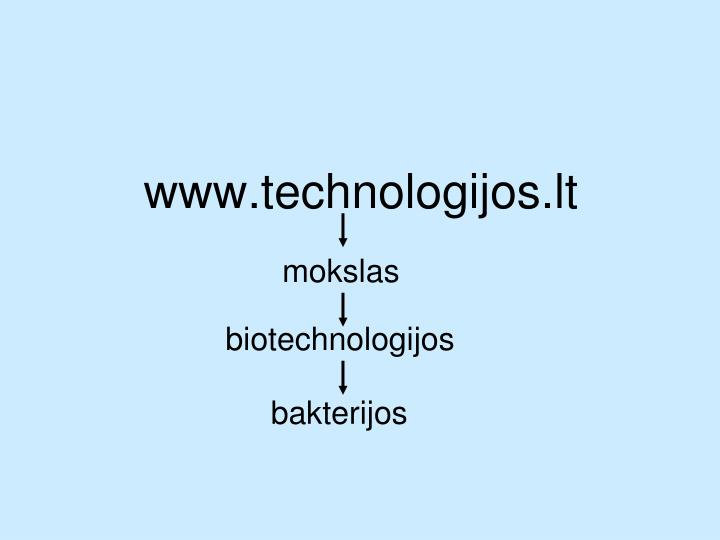 www.technologijos.lt