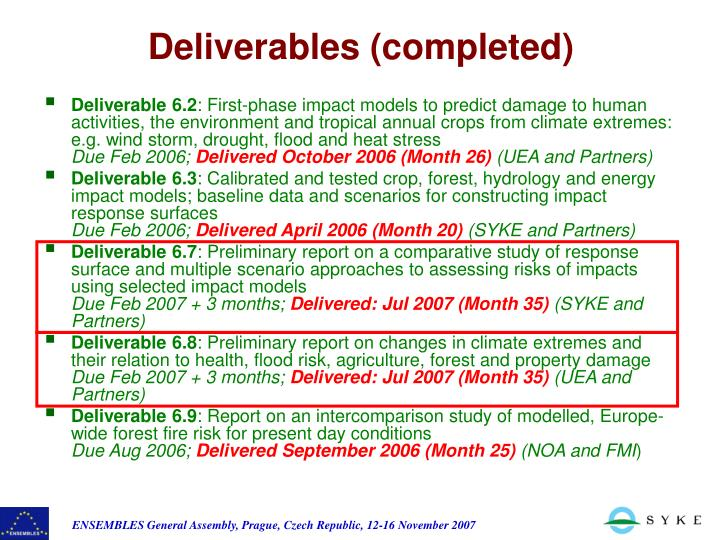 Deliverable 6.2