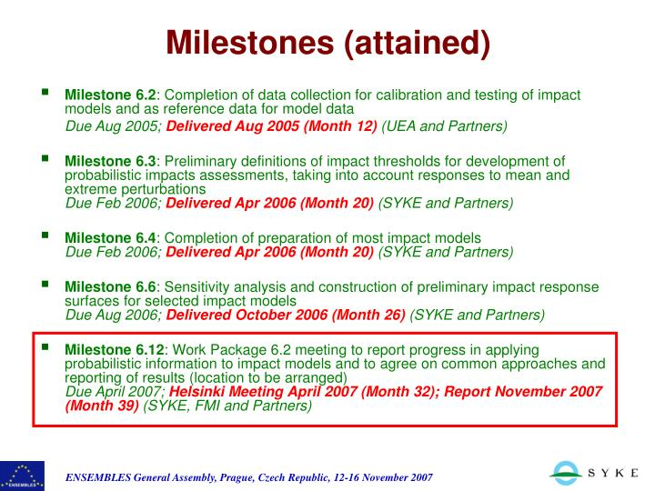 Milestone 6.2