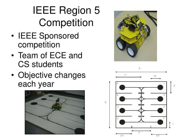 Ieee region 5 competition