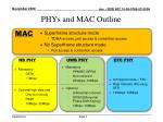 phys and mac outline