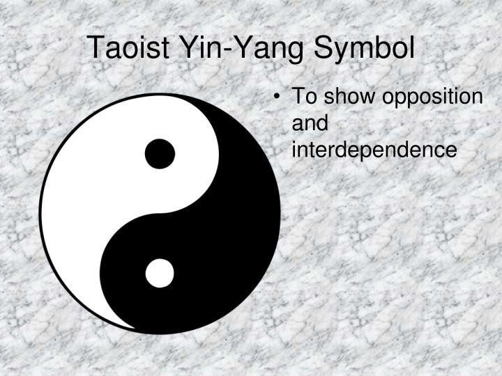 Taoist Yin-Yang Symbol