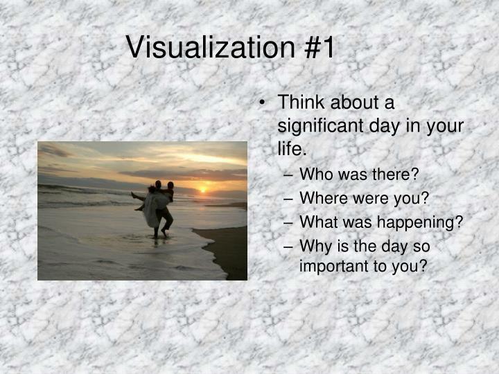 Visualization #1