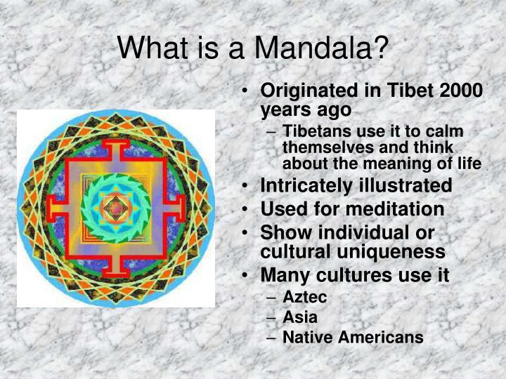 What is a Mandala?
