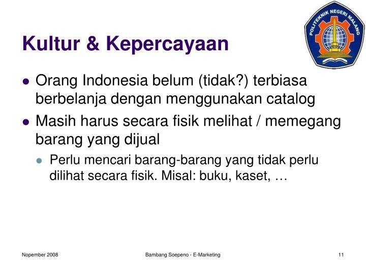 Bambang Soepeno - E-Marketing