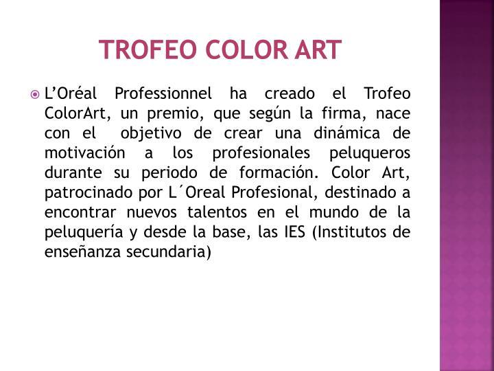 TROFEO COLOR ART