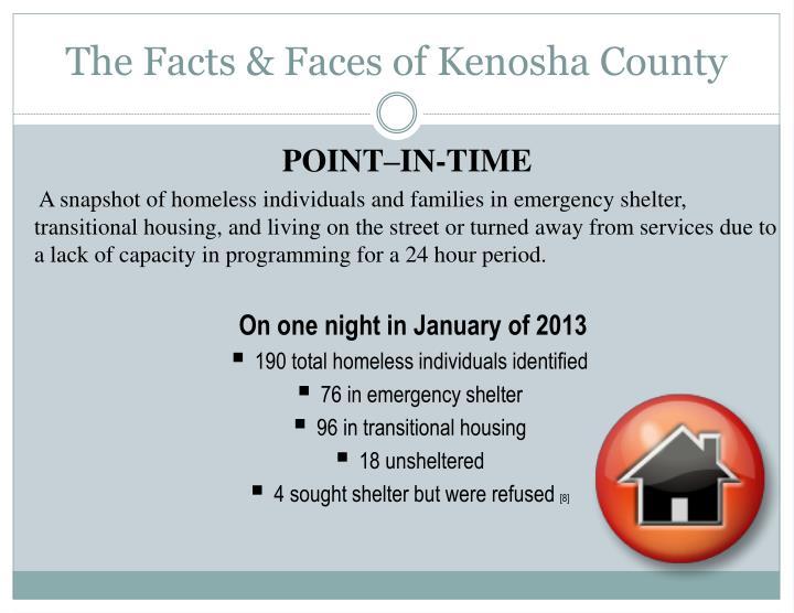 The Facts & Faces of Kenosha County