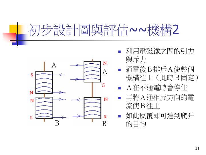 初步設計圖與評估