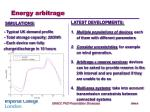 energy arbitrage1