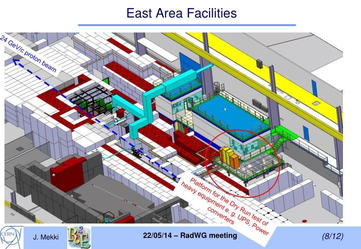 East Area Facilities