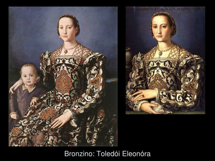 Bronzino: Toledói Eleonóra