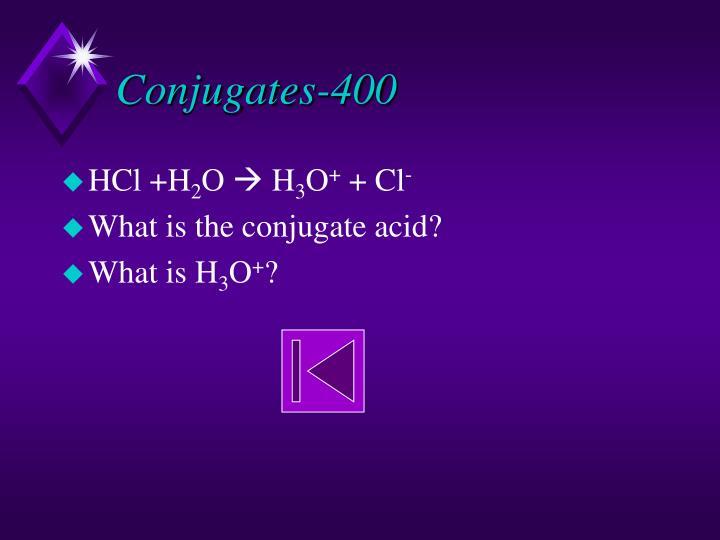 Conjugates-400