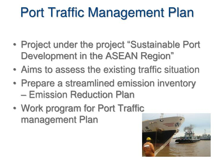Port Traffic Management Plan