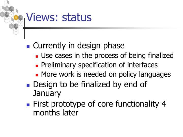 Views: status
