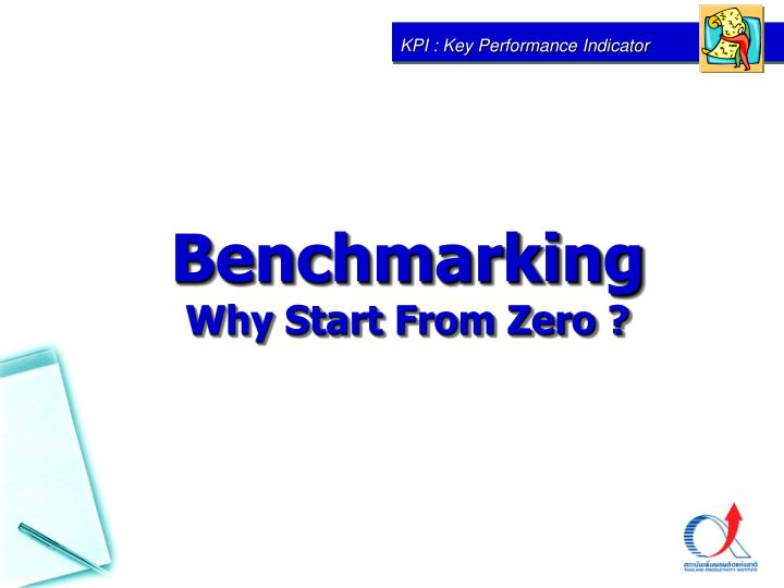 KPI : Key Performance Indicator