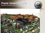 pracze campus in 2020 wroc aw innovation hub
