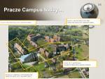 pracze campus today