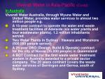 vivendi water in asia pacific contd