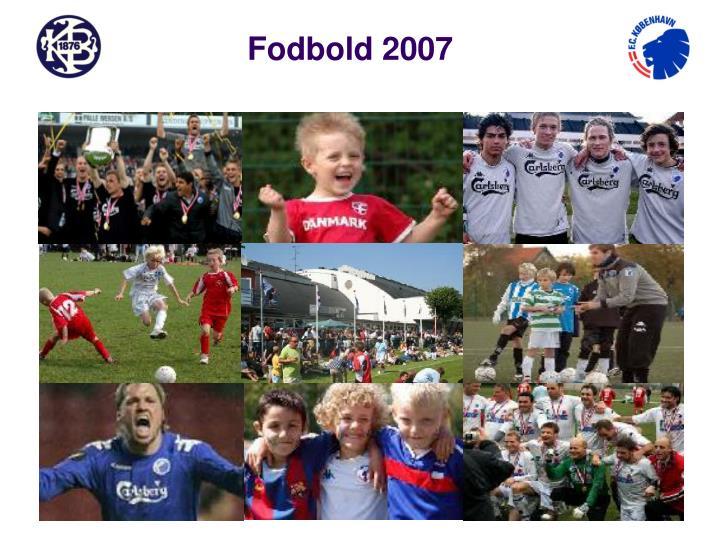 Fodbold 2007