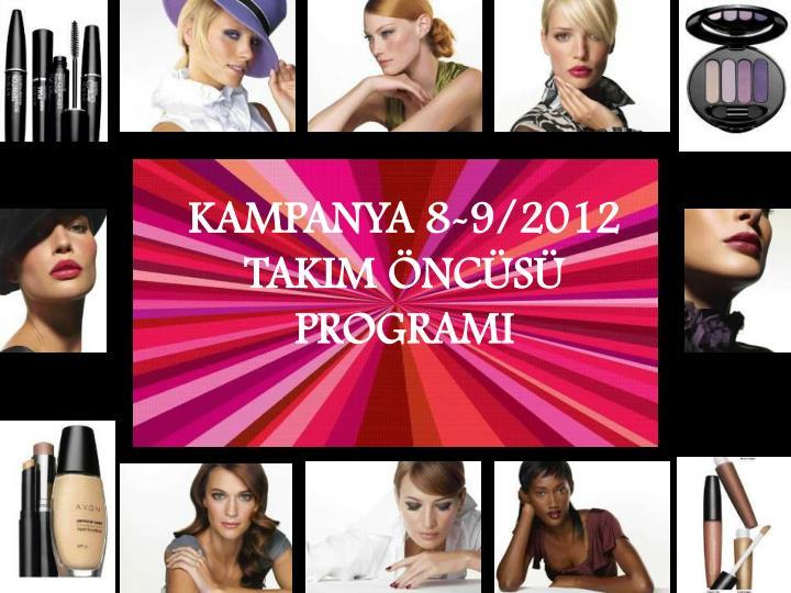KAMPANYA 8-9/2012