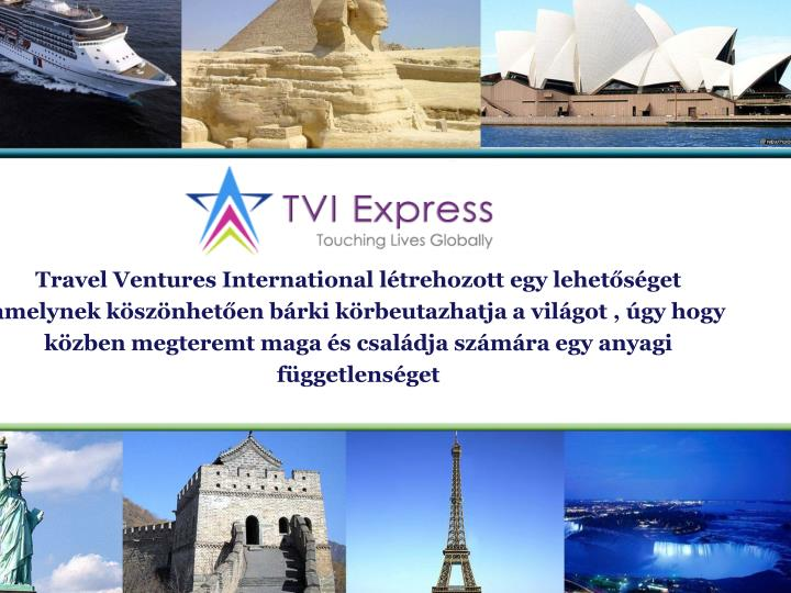 Travel Ventures International