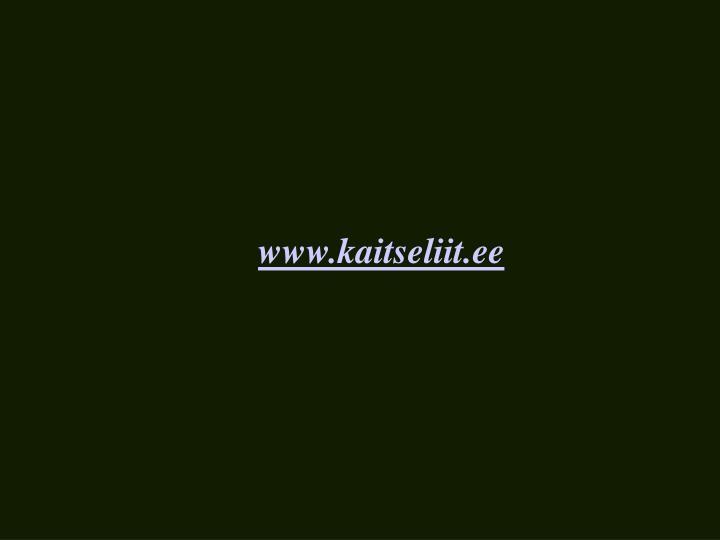 www.kaitseliit.ee