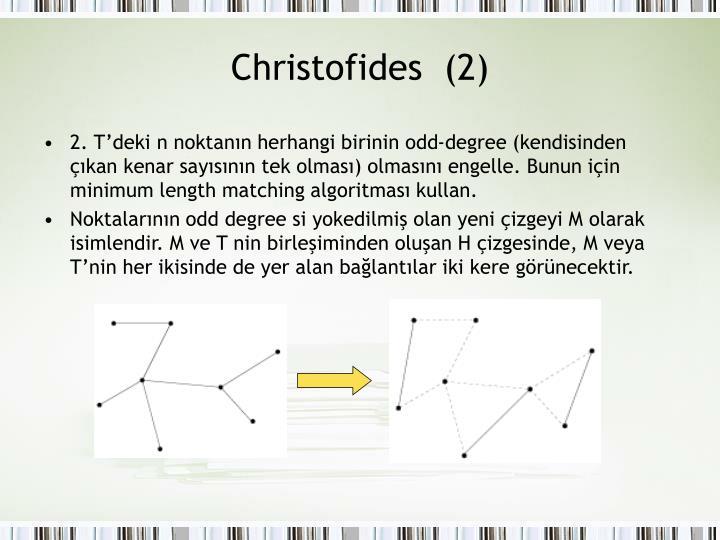 Christofides  (2)