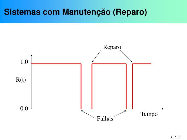 Sistemas com Manutenção (Reparo)