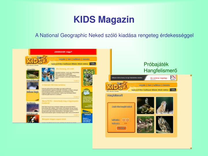 KIDS Magazin