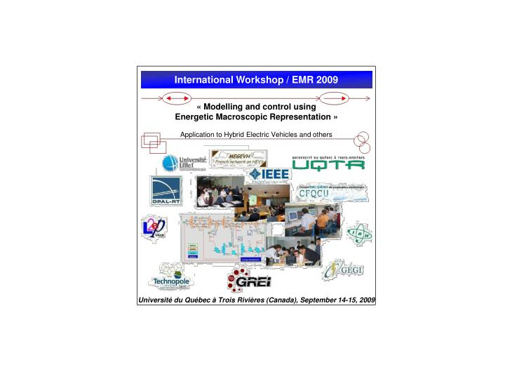 International Workshop /