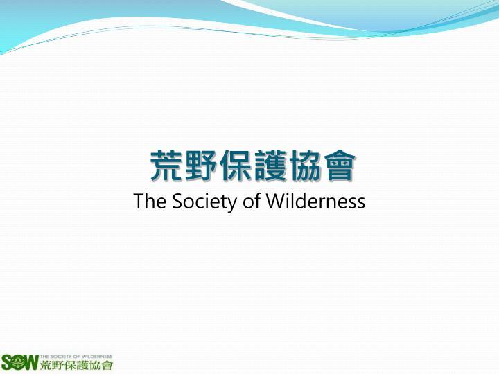 荒野保護協會
