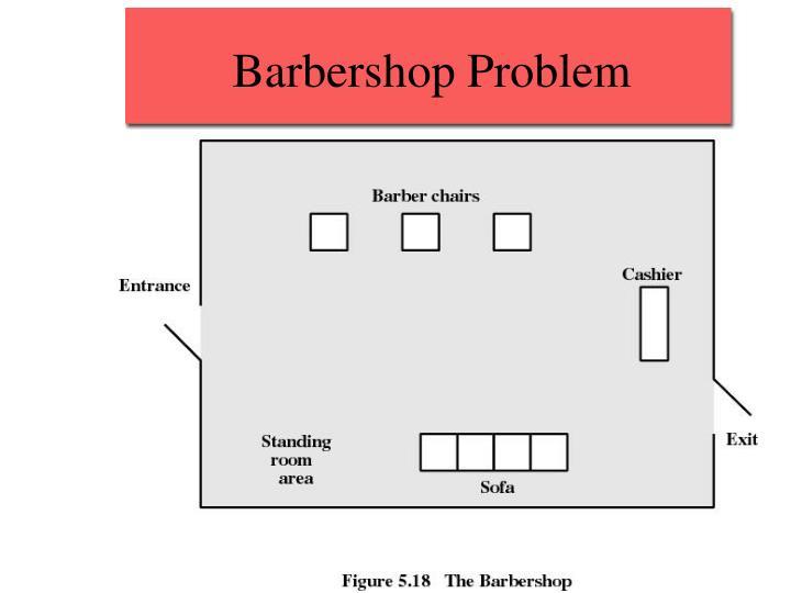 Barbershop Problem