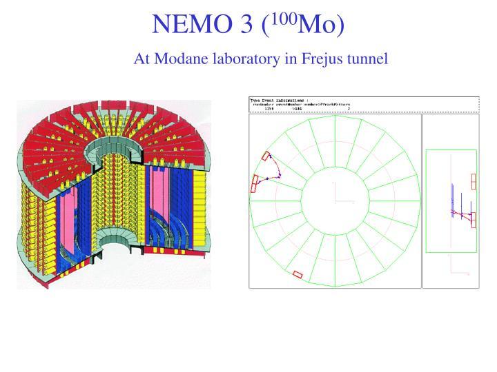 NEMO 3 (