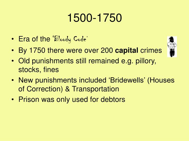 1500-1750