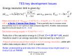 tes key development issues1