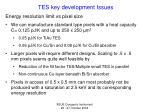 tes key development issues2
