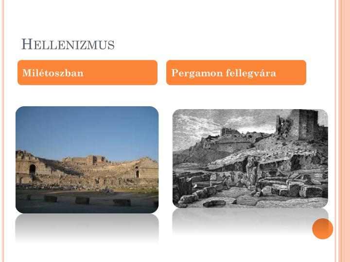 Hellenizmus