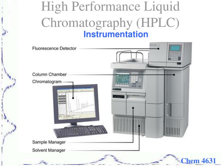 High performance liquid chromatography hplc1