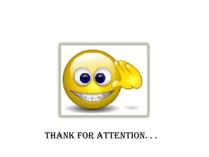 thank for attention. . .