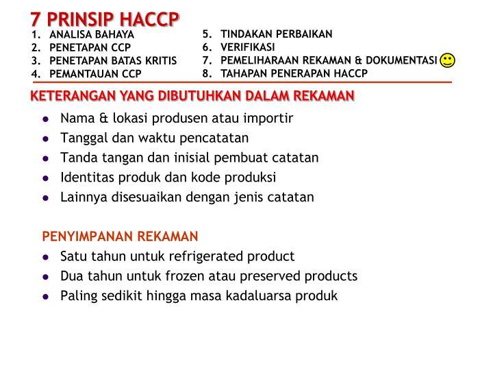 Nama & lokasi produsen atau importir