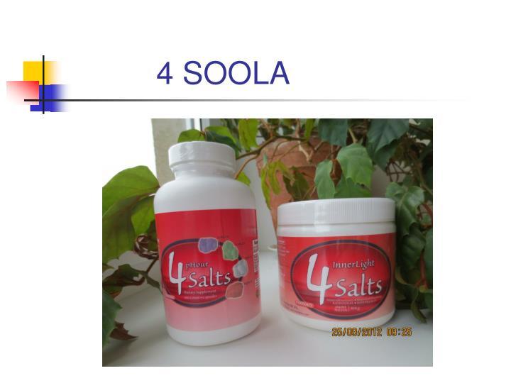 4 SOOLA