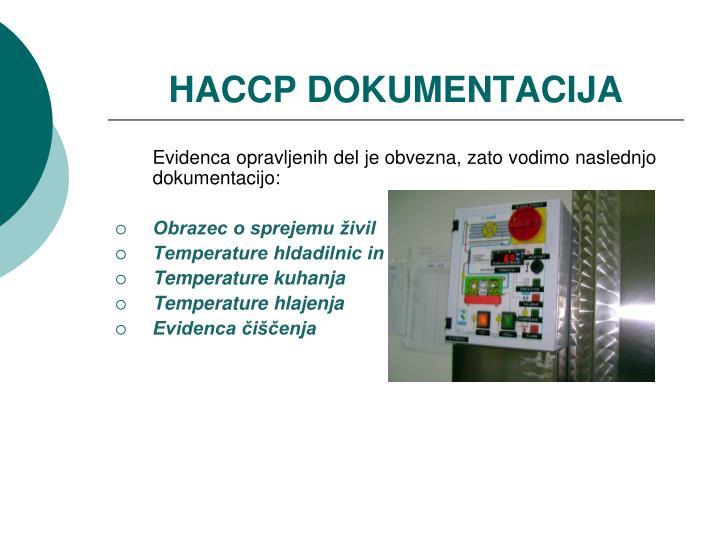 HACCP DO